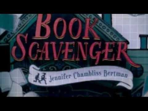 Book Scavenger Trailer