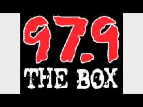 KBXX 979 The Box Houston  1996