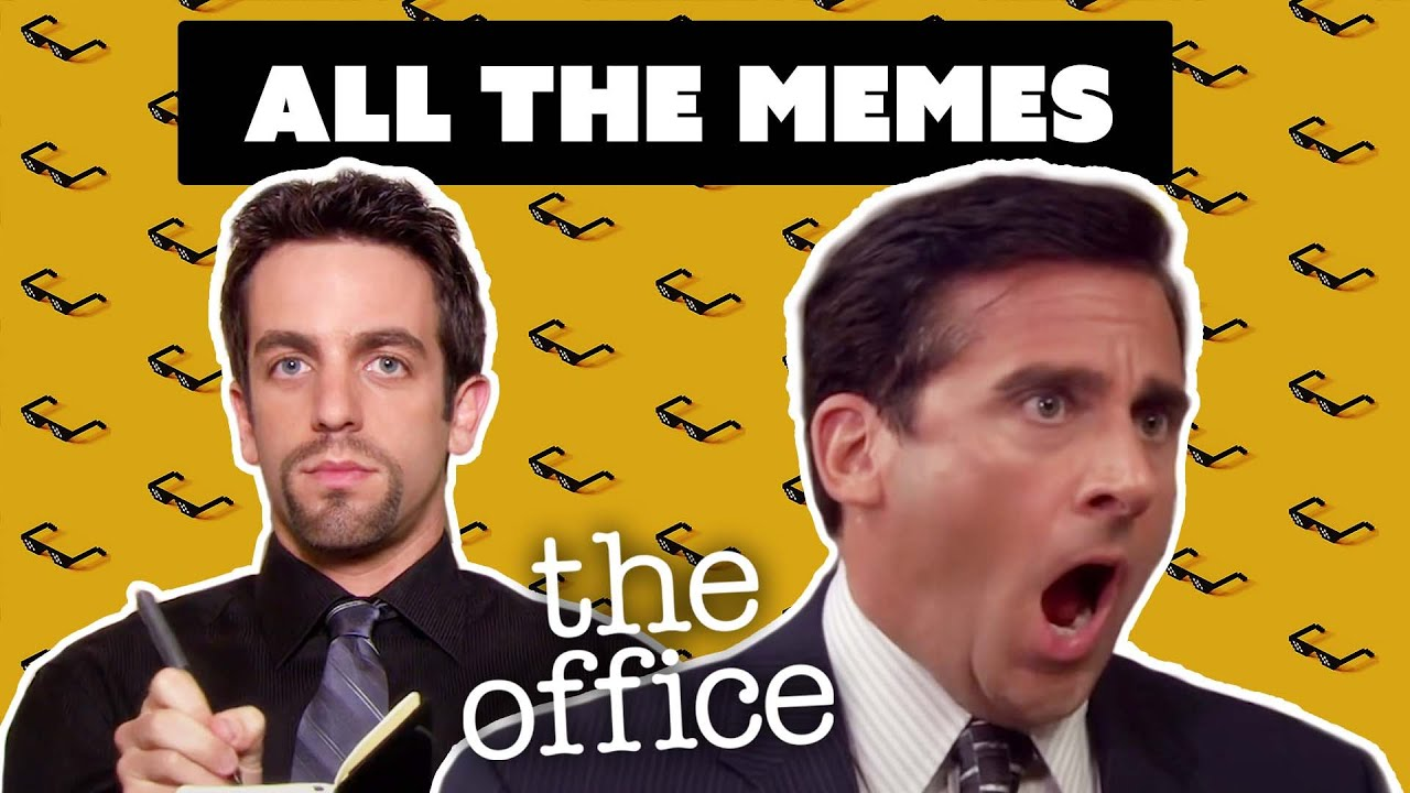 Download Every Meme Template From the Office - The Office US