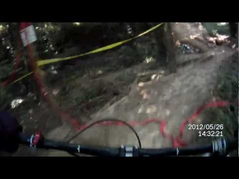 Low Hollow Section 1, Mountain Biking Wheeldon Peete Park, Bowling Green, KY (1080P HD)