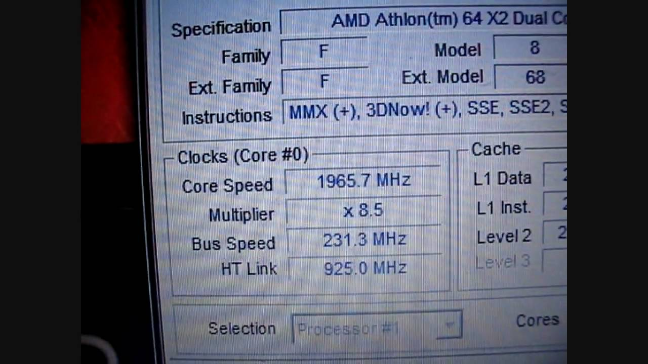 Overclocking Laptop From 17Ghz To 20Ghz Stable OC
