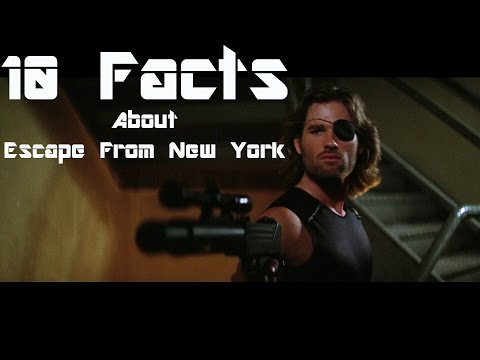 10 Facts About Escape From New York