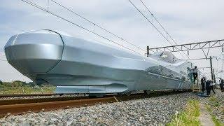 長い鼻で世界最速に挑む JR東日本の次世代新幹線