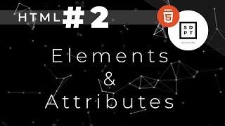 HTML Tutorial #2: Elements & Attributes | Filipino | Tagalog