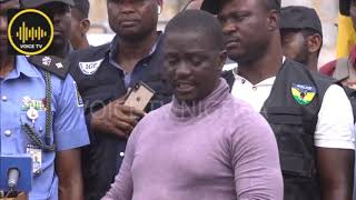 How we Smuggle Arms Into Nigeria From Ghana, Burkina Faso- Suspect