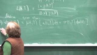 Лекция 2   Финансовая математика — объекты, модели, задачи, методы   Яна Белопольская   Лекториум