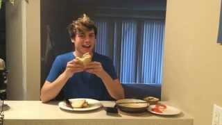 Fried Egg Sandwich - The Foodgasm Network Episode 2