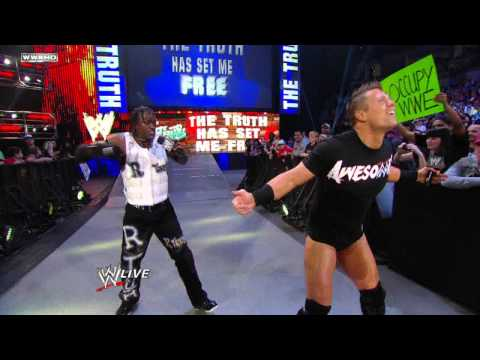 The Miz & R-Truth tell the WWE Universe