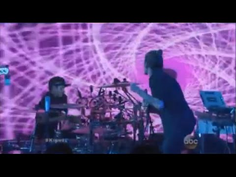 Incubus |  Absolution Calling (Live) | Jimmy Kimmel Live ! 02.12.15