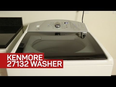 Don't look to this average washer for your laundry inspiration