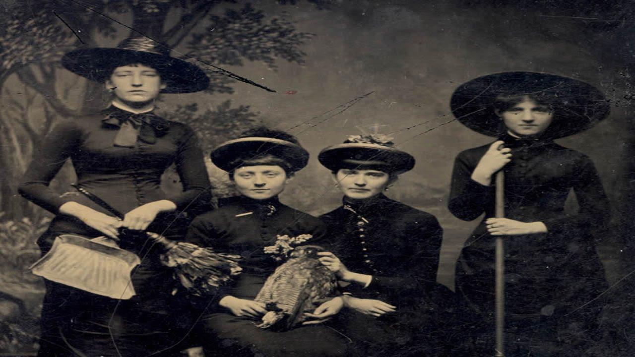 """►Las 5 supuestas brujas """"reales"""" más peligrosas de la historia  ►"""
