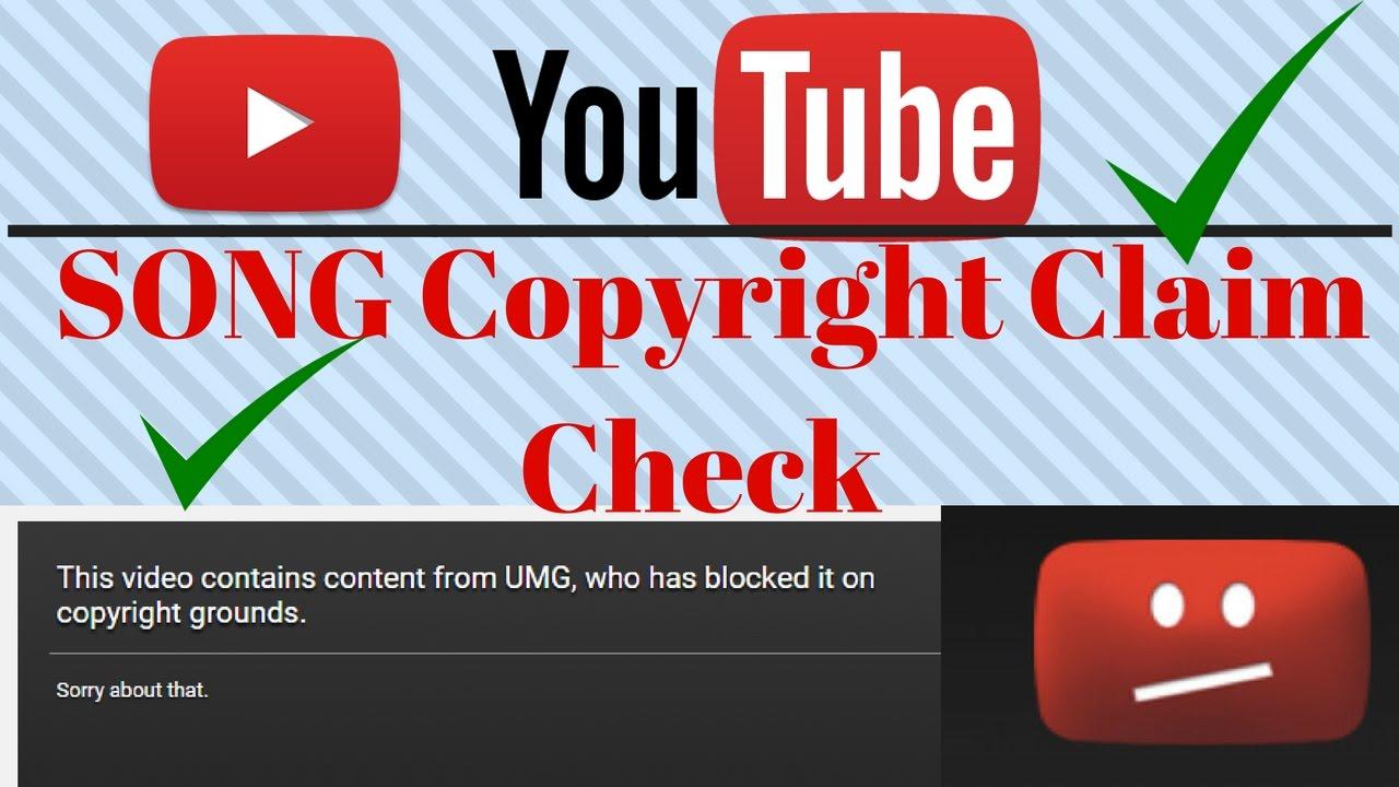Youtube Copyright Music Checker Peatix