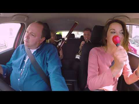 Classic FM Car Concerts with Lucy | MAZDA