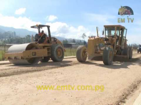 Government Signs Tranche 3 Loan Deal with ADB for Highlands Roads
