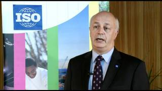 Launch of ISO 26000: Interview, Rob Steele, ISO Secretary-General