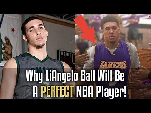 Why LiAngelo Ball WILL Be A PERFECT NBA Player