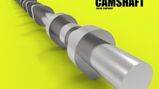 CATIA basic free online training | how to design camshaft | car engine | step 10 thumbnail