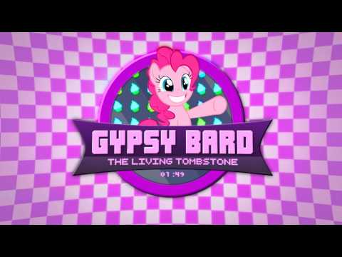 Alt Video: The Living Tombstone | Gypsy Bard [remix]