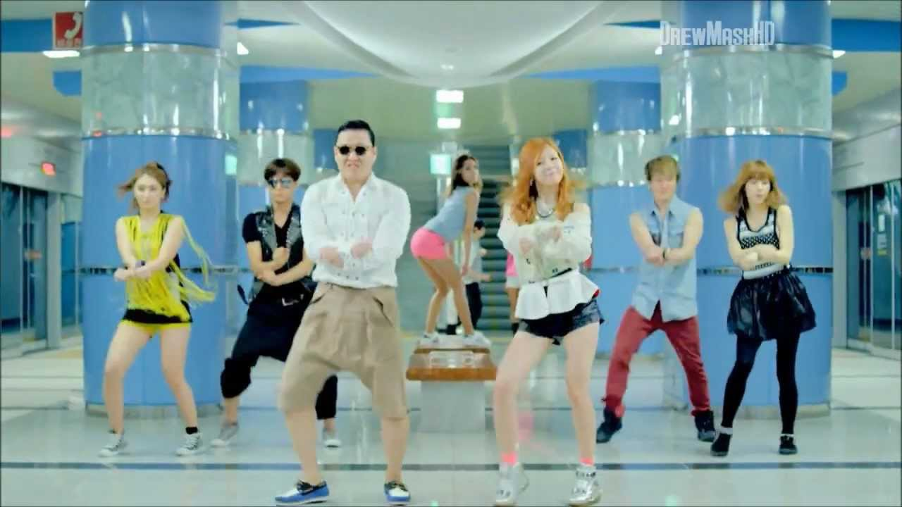 the popularity of psy gangnam style 1 - 90% of the fans dont even understand what psy is saying 2 - nobody knows what he's saying 3 - only korean fans know what the fuck he's saying serious.