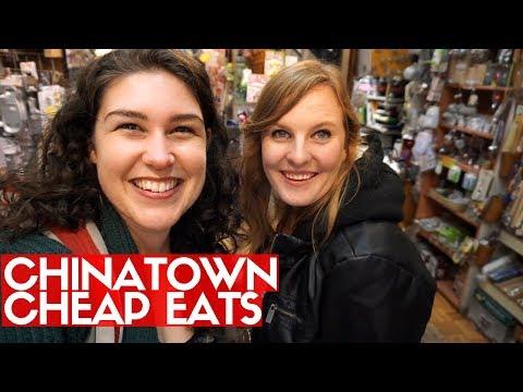 CHINATOWN SAN FRANCISCO Cheap Eats & Cooking Shop