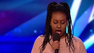 Simon cowell pressed golden buzzer for moat difficult song in world..