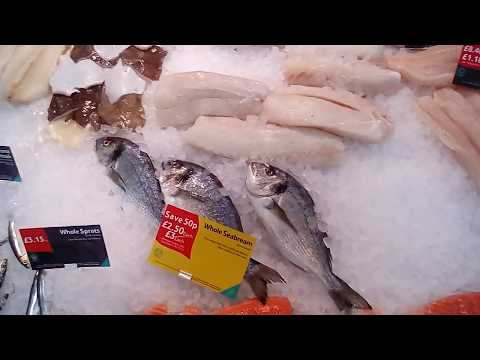 Шоппинг в Англии. Супермаркет Тesco -  лучшая цена-качество