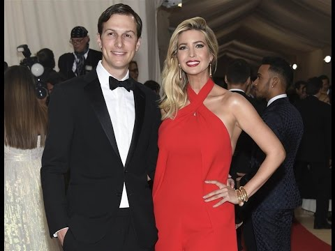 Trump Son in Law Jared Kushner Named Senior Adviser to the President