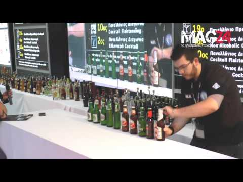 1st Place Beer Speed Opening - Beer & Spirits Show 2014 - Ho