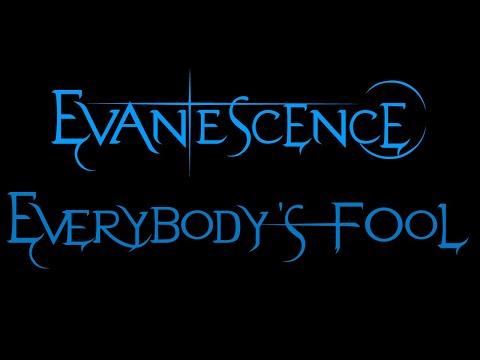 Evanescence - Everybody's Fool Lyrics (Demo 1)