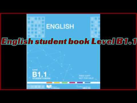 English student book Level B1.1 DOCENTE (RESUELTO) (LINK EN LA DISCRIPCION (MEGA)