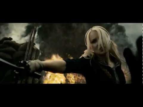 Shinedown-Adrenaline Sucker Punch music video