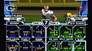 NFL Blitz 2003 - San Francisco 49ers at Green Bay Packers