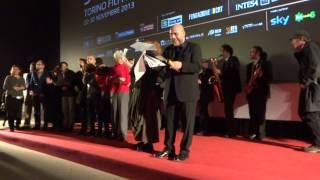 GRANFINALE di BANDRAGOLA ORKESTAR al Torino Film Festival 30 Novembre 2013