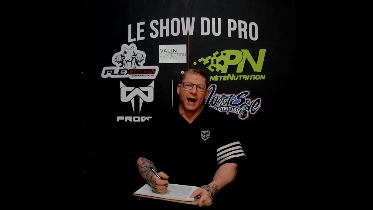 Le Show du Pro - L'aromatisation partie 2