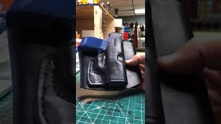 Sig Sauer p365 Ankle Holster