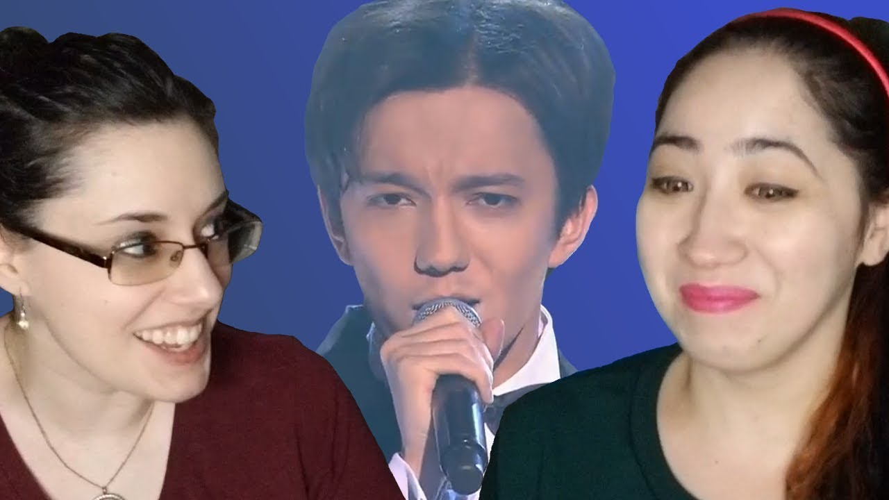 Dimash. Mademoiselle Hyde Reaction