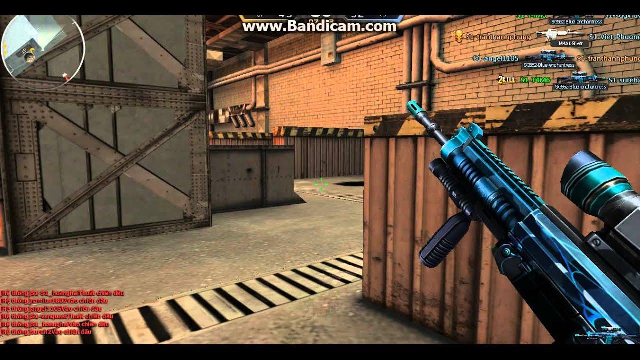 Game truy kích bắn súng