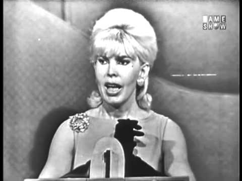 To Tell the Truth - PANEL: Gretchen Wyler, Richard Hayes, Mimi Benzell (Jul 2, 1962)