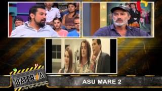 Carlos Alcántara es sorprendido con singular parodia del tráiler de Asu Mare 2