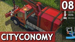 CityConomy #8 SCHNELL GELD VERDIENEN Stadt Service Simulator