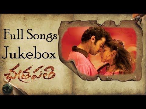 Chatrapathi Movie Full Songs || Jukebox || Prabhas, Shriya Saran
