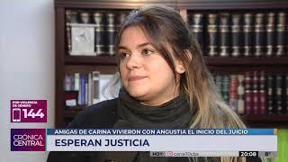 Inició el juicio por el femicidio de Carina Drigani