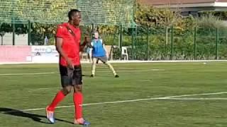 Usain Bolt played football with amateur French club Saint Jean de Beaulieu