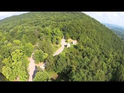 Bays Mountain Park and Observatory, Kingsport, TN  DJI Phantom 2 Vision+