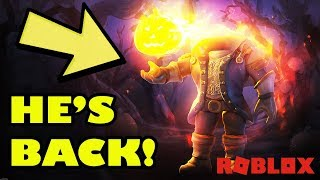 THE HEADLESS HORSEMAN IS BACK! | Roblox Headless Head 2018 Release for 31,000 Robux | Should I Buy?!