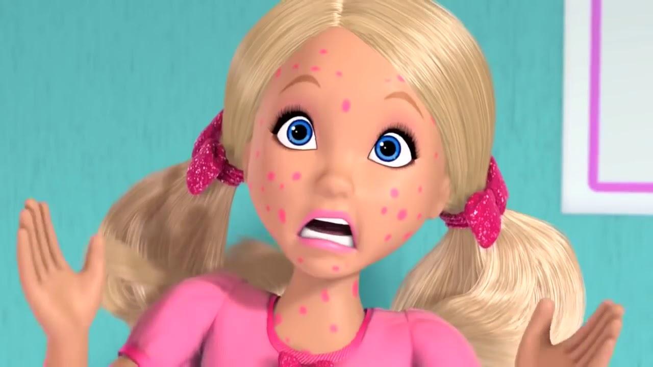 Download Animation Barbie Episodio 41 Doctora Barbie Disney Movies Movies For Kids Animation Mov