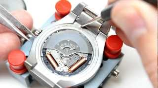 How to Change/Replace Your Seiko Kinetic Battery/Capacitor thumbnail