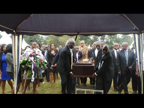 Willie Kimani's courage eulogised at burial