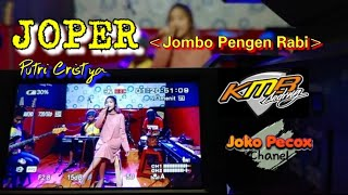 Gambar cover Gusti mang Paringi.  JOPER ( Jomblo Pengen Rabi ) Cover Putri Cristya . KMB