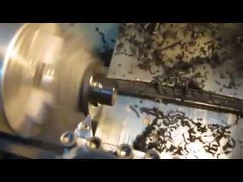 Masaüstü CNC Torna